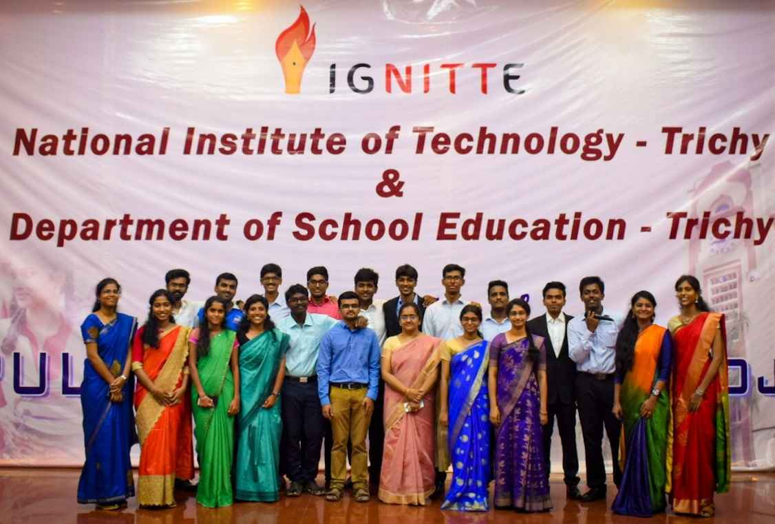 Trichy National Institute of Technology (NIT):