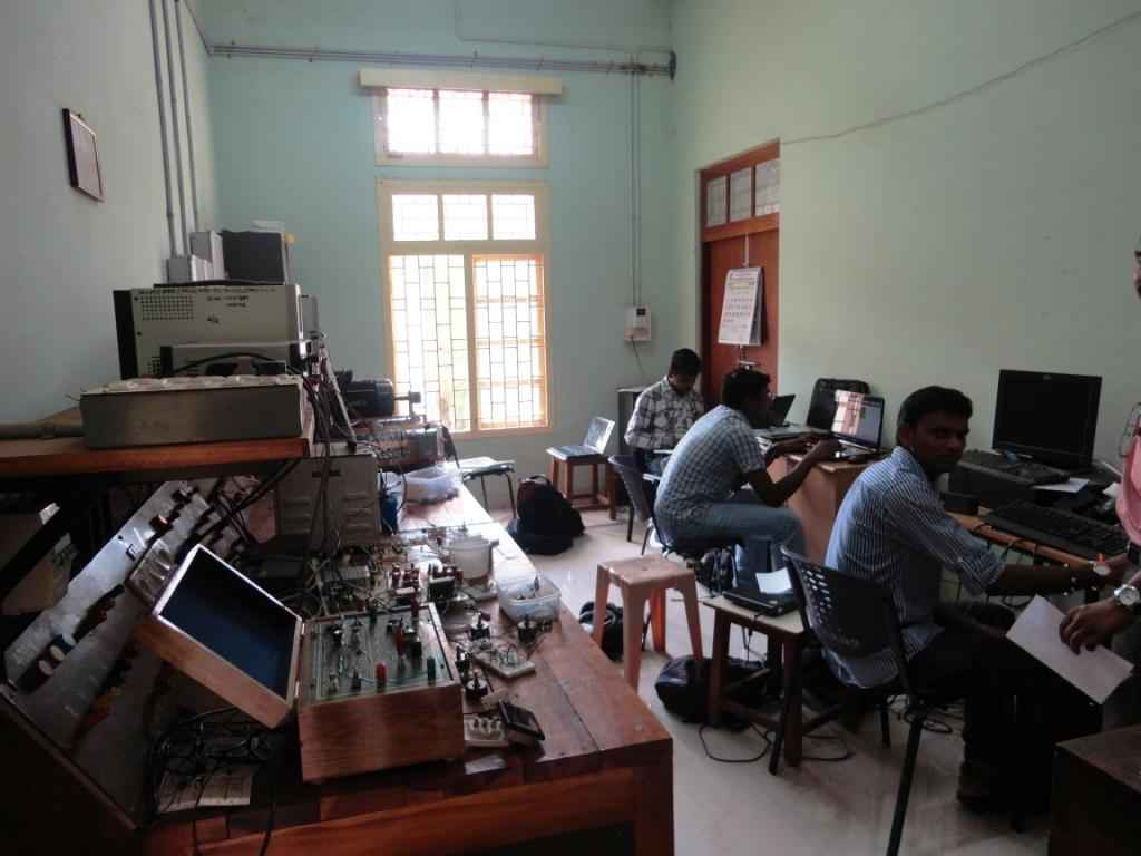 Nit Trichy Power Electronics Research Lab